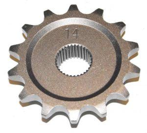Kettenräder - Ritzel